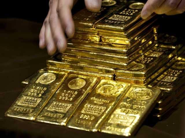 Volatilní trhy zlatu svědčí. Cena žlutého drahého kovu dnes stoupla nejvíce  za poslední více než dva měsíce. Zlato vybudila k růstu zvýšená poptávka po  ... a1b00b366de