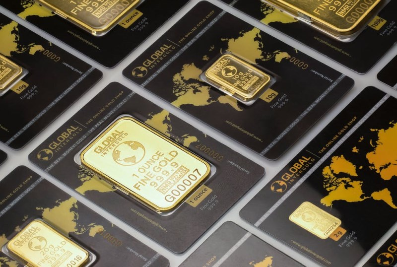 c59a9ebc5 Cena zlata má za sebou sériu šiestich stratových mesiacov, čo sa naposledy  stalo pred 33 rokmi. Okrem toho, že cena kovu spadla na úroveň zo ...